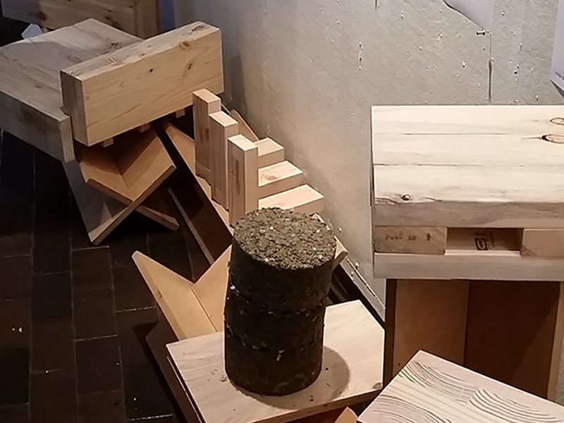 Cross Laminated Timber Picture